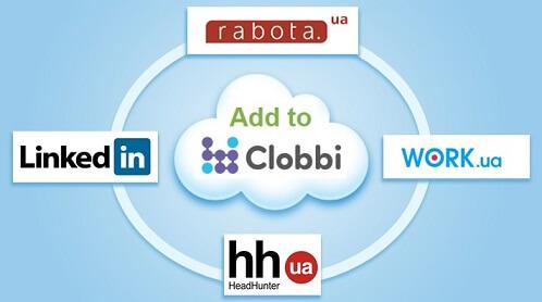 Clobbi и самые популярные сайты поиска работы